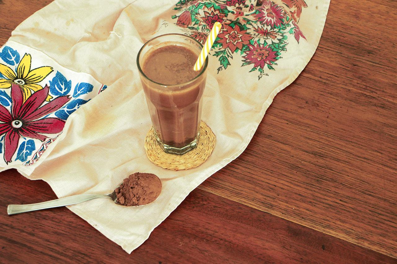 Choco-chai. Reformulando una bebida ancestral.