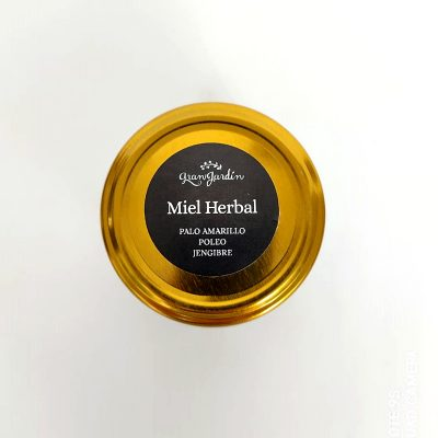 Miel Herbal Jengibre